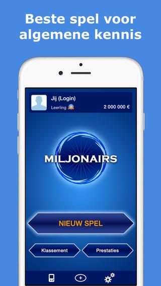 Miljonairs Quiz Nederlands Gratis