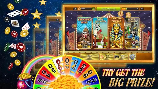 King's Slots Bonanza: Golden Journey of Pharaoh