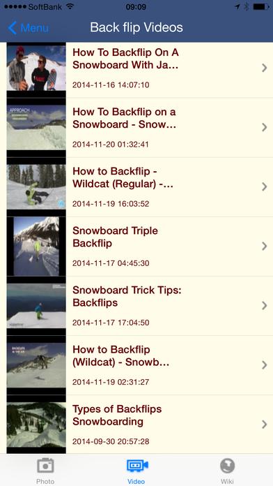 iSnowboarding iPhone Screenshot 4