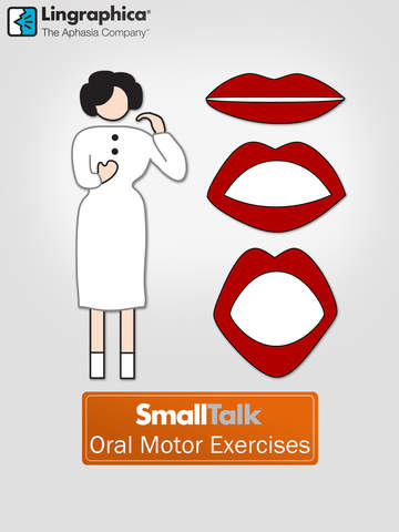 Smalltalk oral motor exercises on the app store for Oral motor exercises for adults