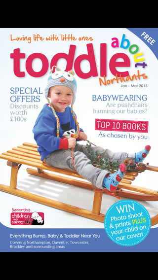 Toddle About Northamptonshire