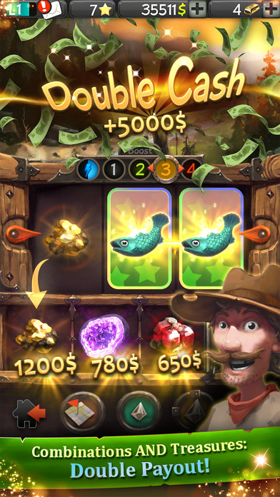 Slot Raiders - The Great Treasure Quest hack tool Gold