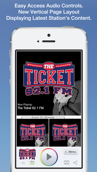 The Ticket 92.1 FM