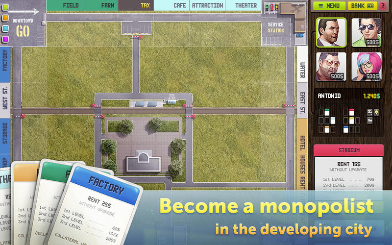 Monopolist Screenshot - 3