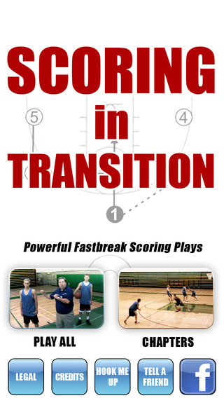 Scoring In Transition: Offense Playbook - with Coach Lason Perkins - Full Court Basketball Training