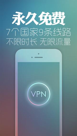 VPN免费宝