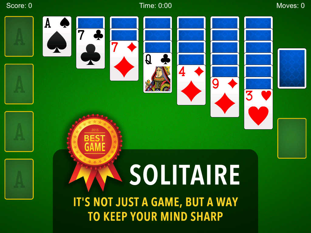 App Shopper: Solitaire ~ Free Klondike Card Game (Games)