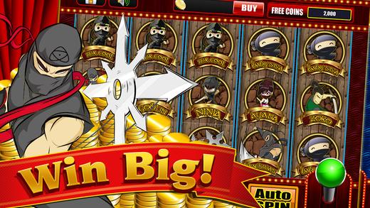 Ninja vs Samurai Legend of Fruits in Holiday Slots Big Win Beach Saga Las Vegas Casino Way Free