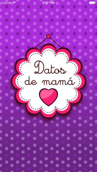 Datos de Mamá