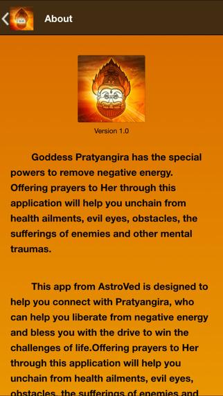 Pratyangira Devi Pooja and Mantra