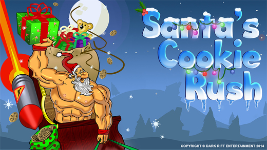 Santa's Cookie Rush