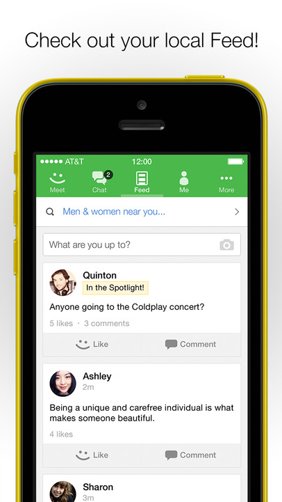 MeetMe - Chat and Meet New People - iPhone Mobile Analytics and App Store Data