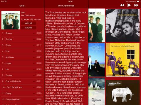 Covers Free iPad Screenshot 2