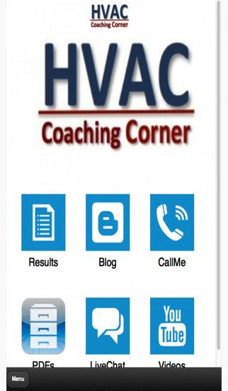 HVAC Coaching Corner