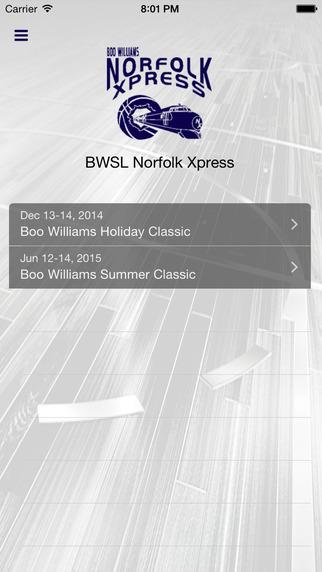 BWSL Norfolk Xpress