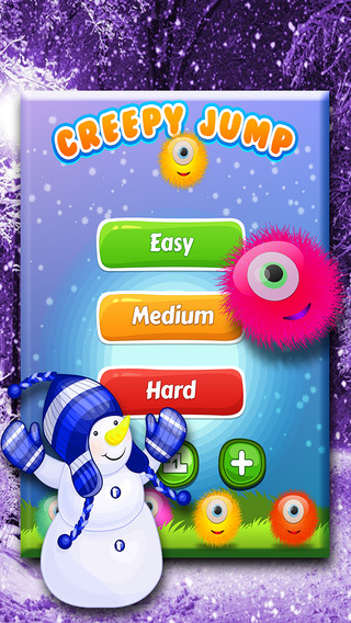 Creepy Jump: The Best Jumping Game For Kids Fun And Love Playing