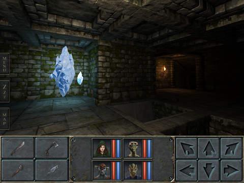 Legend of Grimrock Screenshot