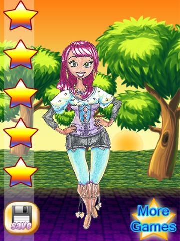 玩免費遊戲APP|下載Sweet Christine DressUp app不用錢|硬是要APP