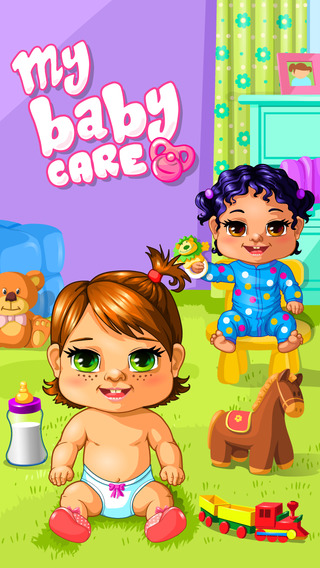 My Baby Care - Babysitter Game for Kids