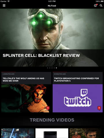 IGN: Video Game News, Reviews, Guides screenshot