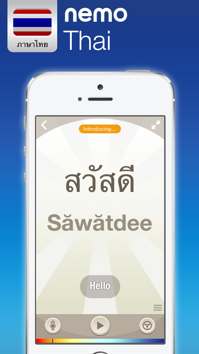 Free Thai Language Apps for iPhone & Android - ThaiPod101
