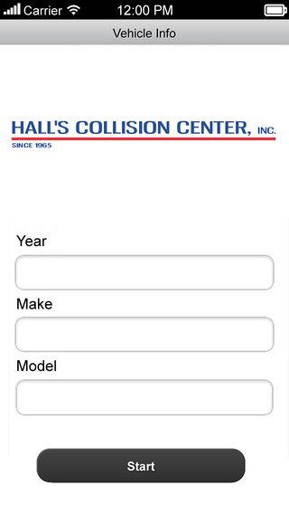 Halls Collision Center Inc