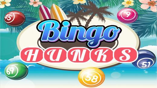 Bingo Hunks Blitz - Multiple Daubs And Real Vegas Odds With Handsome Hotties