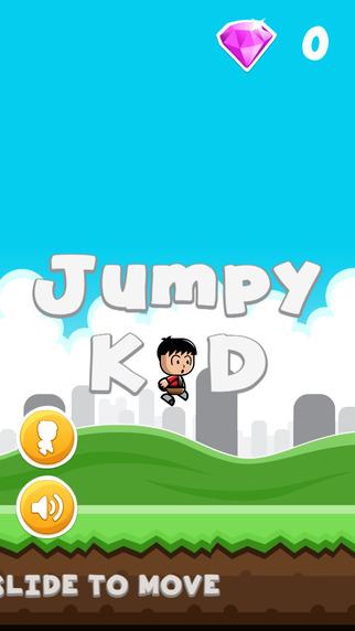 玩免費遊戲APP|下載Jumpy Kid app不用錢|硬是要APP