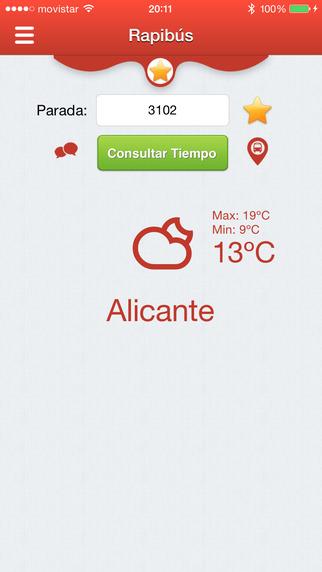 RapiBús Alicante