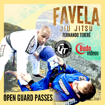 Fernando Terere Favela BJJ Vol. 1 Open Guard Passes 運動 App LOGO-硬是要APP