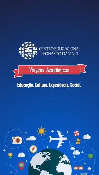 Viagens Acadêmicas - Leonardo Da Vinci Vix