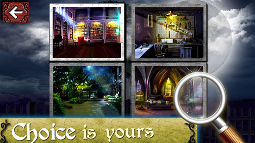 Mystery Mansion - Hidden Object
