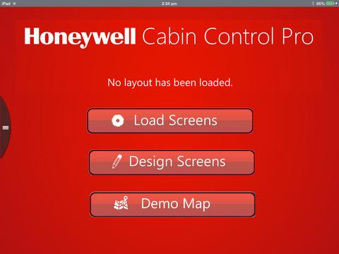 Honeywell Cabin Control Pro