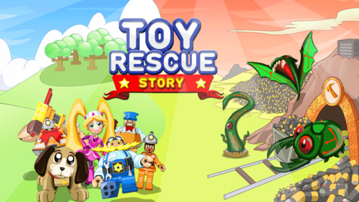 Toy Rescue Story