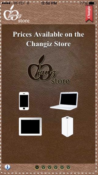 Changiz Store