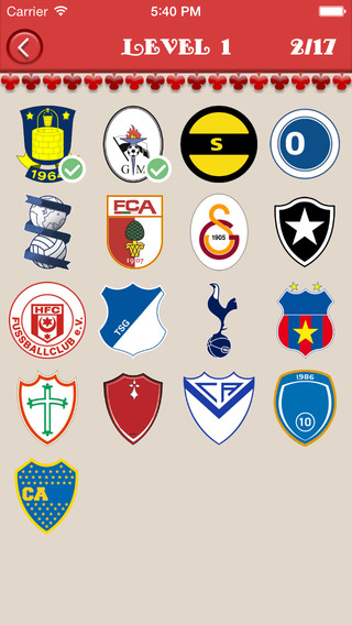 Guess the Club Name - Guess The Football Club