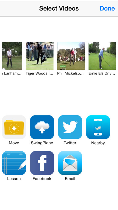 Golf SwingPlane iPhone Screenshot 4