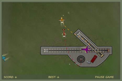 飞机停机场 截图1