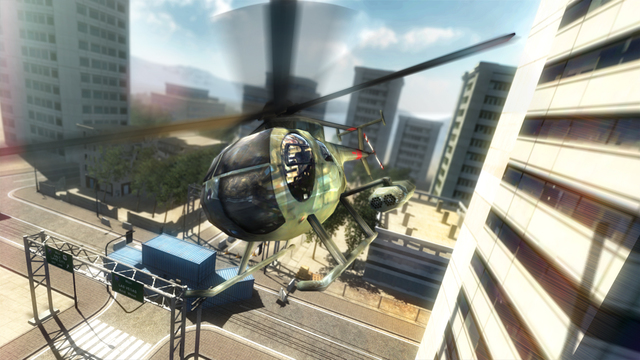 Helicopter Rescue Parking 3D Free