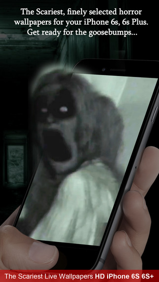Scariest Live Wallpapers HD For IPhone 6s And Plus