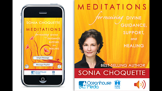 Meditations for Receiving Divine Guidance Support Healing - Sonia Choquette