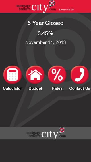 Mortgage Brokers City - Mortgage Calculator