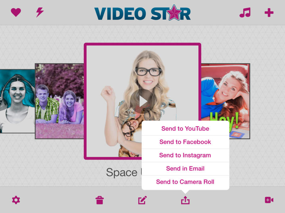 Video Star - iPhone Mobile Analytics and App Store Data