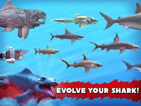 Screenshot #3 for Hungry Shark Evolution
