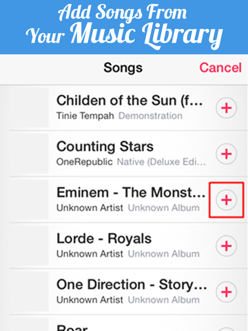 merge music app