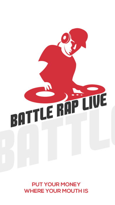 BattleRapLive iPhone Screenshot 1