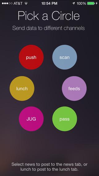 Nexus Connect for iOS