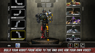 Screenshot #10 for Real Steel