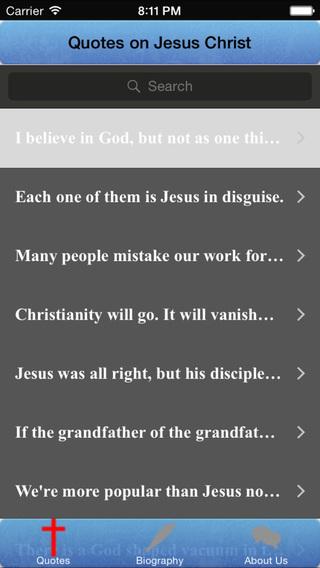 Quotes on Jesus Christ