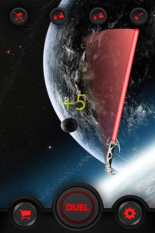 Screenshot 2 Lightsaber Duel